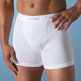 Types of Mens underwear